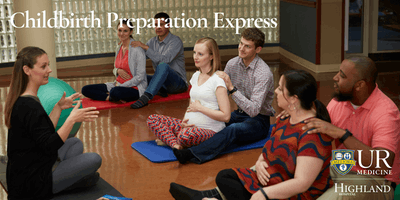 Childbirth Preparation Express, Saturday 6/22/19