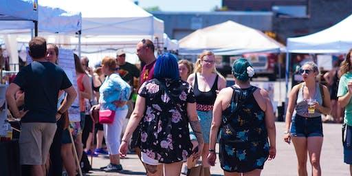 Sociable Summer Market