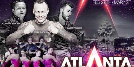 2020 Atlanta Salsa Bachata Festival tickets
