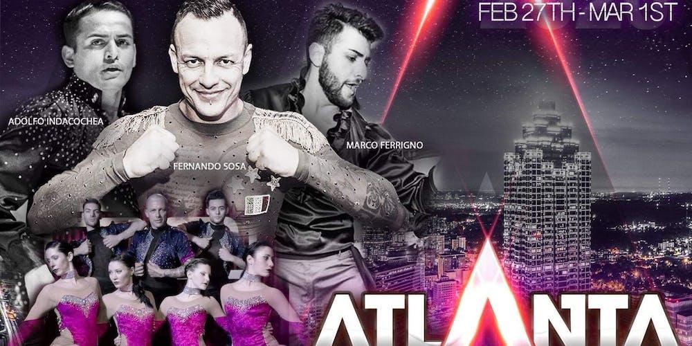 Atlanta Event Calendar For February 2020 2020 Atlanta Salsa Bachata Festival Tickets, Thu, Feb 27, 2020 at