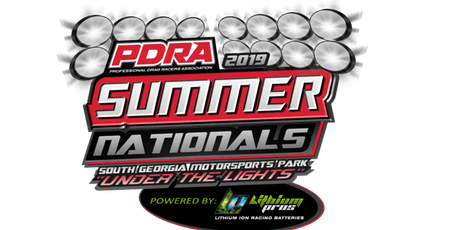 PDRA Summer Nationals Presented by Lithium Pros - Spectators tickets