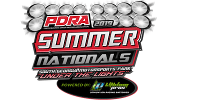 PDRA Summer Nationals Presented by Lithium Pros - Racers Only
