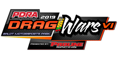 PDRA Drag Wars VI Presented by Proline Racing - Racers Only tickets