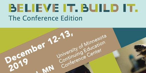 Ignite Afterschool's Believe It, Build It Conference 2019