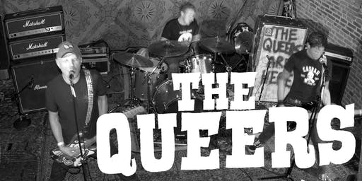 The Queers, American Speedway, The Noid, Riverside Odds