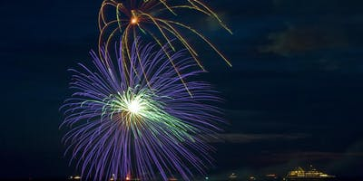 Fireworks Cruise on the Cape May - Lewes Ferry