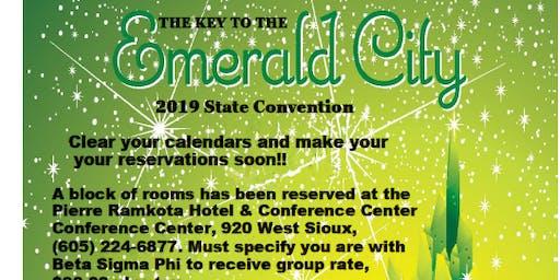 South Dakota Beta Sigma Phi 2019 State Convention