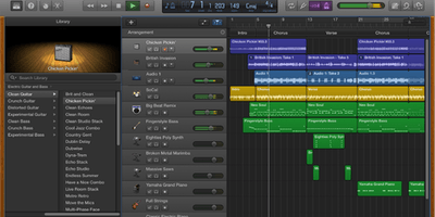 Audio Recording 101 - Garageband
