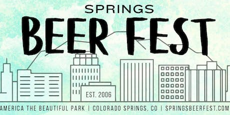 13th Annual Springs Beer Fest tickets