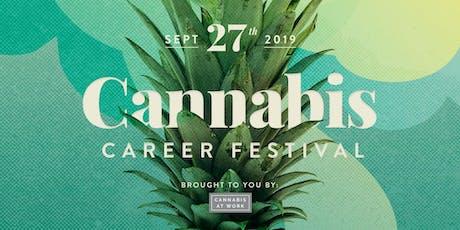Cannabis Career Festival tickets