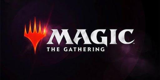 Magic Commander Night