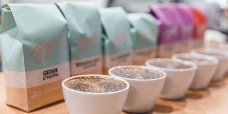 GGET x Los Feliz Coffee Cupping tickets