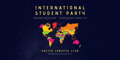 International Student Party - Grand Kick Off