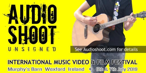 Audio Shoot Unsigned International Music Video & Film Festival