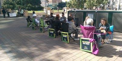 Sidewalk Talk - Oakland, CA