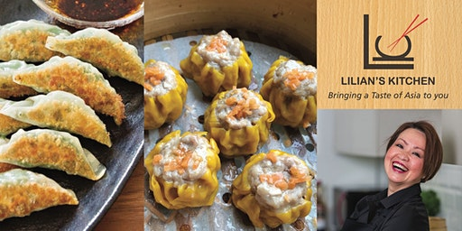 Lilian's Kitchen Dim Sum Cooking Class/Evening
