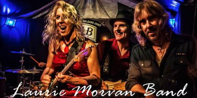Blues Friday with the Laurie Morvan Band