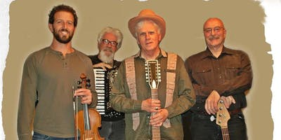Spring Concert Series: Don Armstrong & the Whiskypaliens
