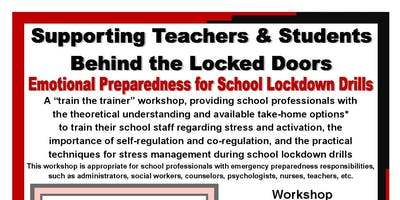 Supporting Teachers and Students Behind the Locked Doors