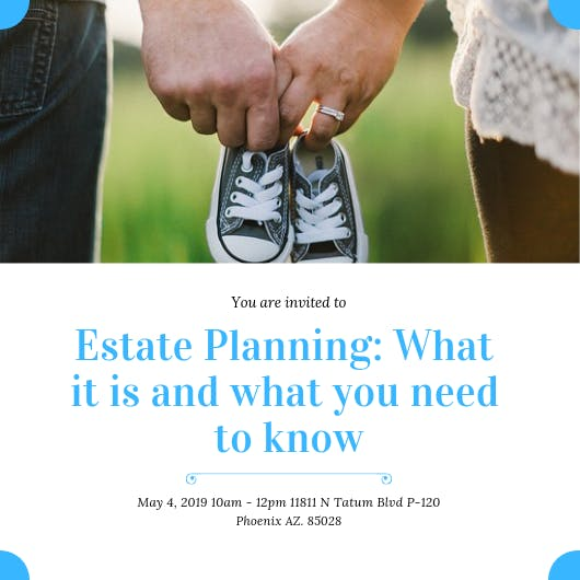 Estate Planning: What it is and what you need to know