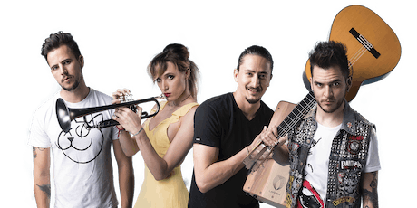 JENNY & THE MEXICATS with Bang Data tickets