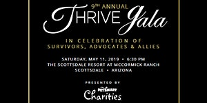 2019 Thrive Gala and Awards Dinner