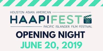 """2019 HAAPIFEST Opening Night feat. Jay Chern's """"Omotenashi"""""""