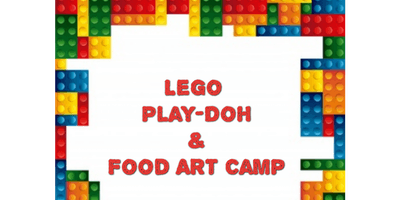 Lego, Play Doh, & Food Art Camp July 8th-12th (Norcross)