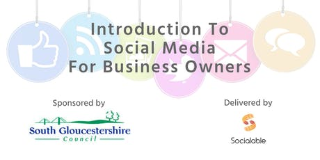 Introduction to Social Media for Business Owners tickets
