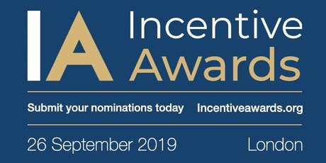 Incentive Awards 2019 tickets