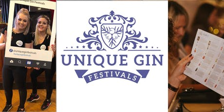 UNIQUE GIN FESTIVALS - LEEDS - MORLEY TOWN HALL tickets