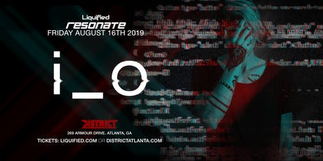 I_O | District Atlanta tickets