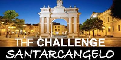THE CHALLENGE  - SANTARCANGELO -