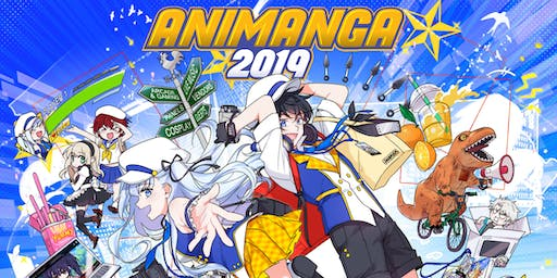 Animanga 2019: Anime and Cosplay Convention