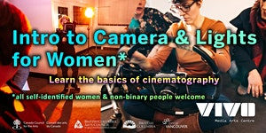 Intro to Camera & Lighting for Women with Paige Smith