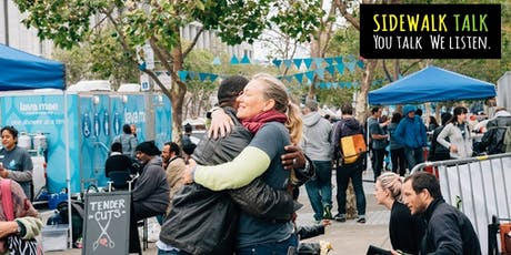 Sidewalk Talk: San Francisco Free Listening @Lava Mae Pop-Up Care Village tickets
