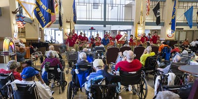 Montrose VA Medical Center Concert