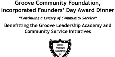 Groove Community Foundation, Incorporated Founders' Day Award Dinner