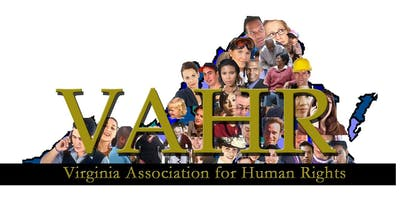 Virginia Association for Human Rights (VAHR) Annual Conference 2019