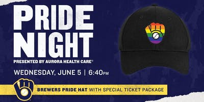 Pride Night & Tailgate With The Brewers