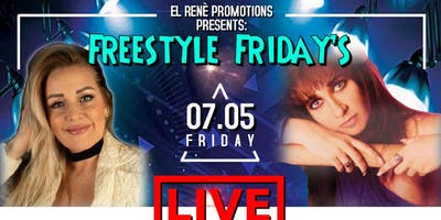 Freestyle Fridays with Alisha Live