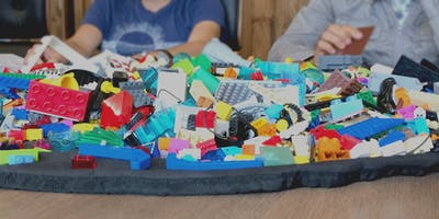 Lunch & Learn with a LEGO® Serious Play® Expert