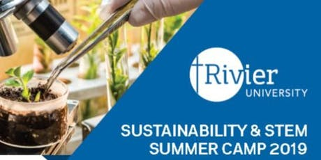 Sustainability & STEM Summer Camp 2019 tickets