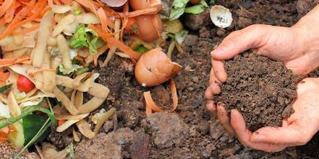 Free Home Composting Workshop - Martinez tickets