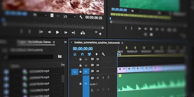 Adobe Premiere I: Editing Video