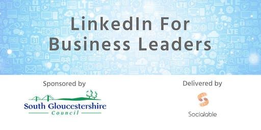 LinkedIn For Business Leaders