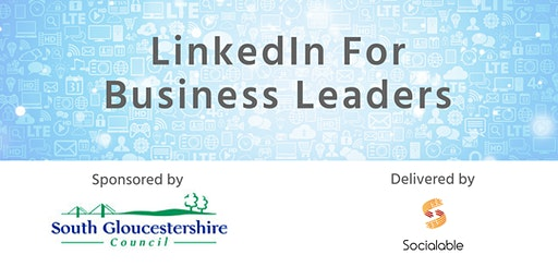 LinkedIn For Business Leaders