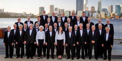 An Evening at the Library with the Perth Male Voice Choir