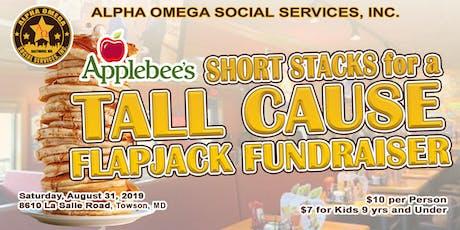 Alpha Omega Social Services Flapjack Fundraiser tickets