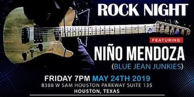 Houston Blues Rock Night